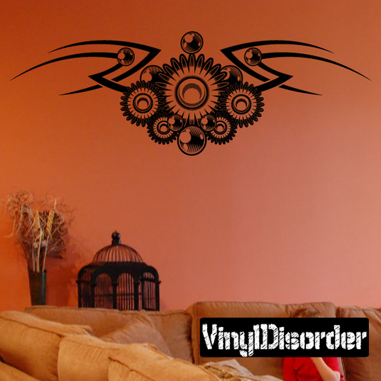 Tattoo Wall Decal - Vinyl Decal - Car Decal - DC 23012
