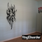 Tattoo Wall Decal - Vinyl Decal - Car Decal - DC 23025