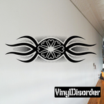 Tattoo Wall Decal - Vinyl Decal - Car Decal - DC 23033