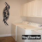 Tattoo Wall Decal - Vinyl Decal - Car Decal - DC 23058