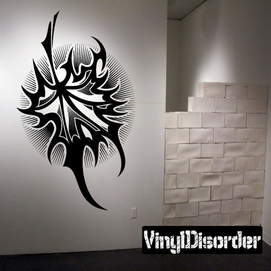 Tattoo Wall Decal - Vinyl Decal - Car Decal - DC 23066