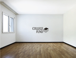 College Fund Decal