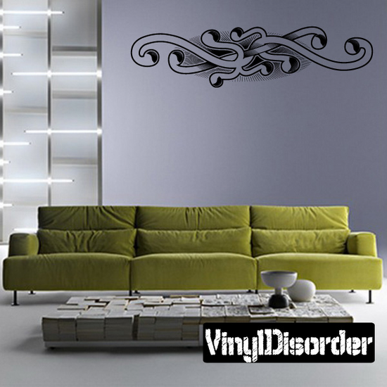 Tattoo Wall Decal - Vinyl Decal - Car Decal - DC 23091