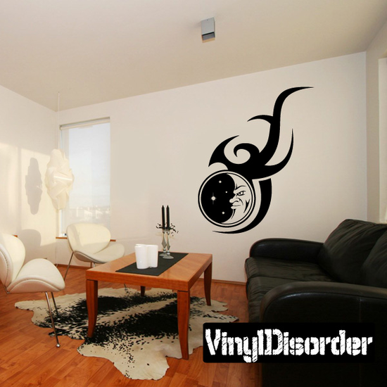 Tattoo Wall Decal - Vinyl Decal - Car Decal - DC 23092