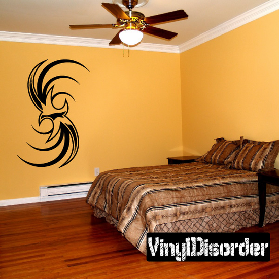 Tattoo Wall Decal - Vinyl Decal - Car Decal - DC 23105