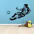 Soccer Wall Decal - Vinyl Decal - Car Decal - CDS091