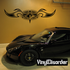 Tattoo Wall Decal - Vinyl Decal - Car Decal - DC 23133