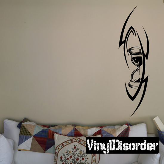 Tattoo Wall Decal - Vinyl Decal - Car Decal - DC 23145