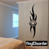 Tattoo Wall Decal - Vinyl Decal - Car Decal - DC 23146