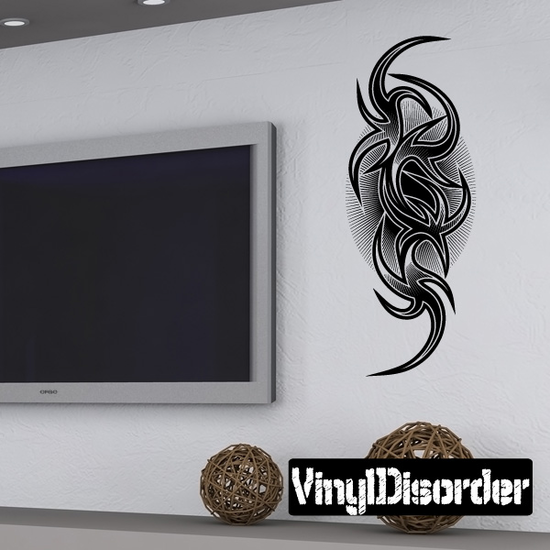 Tattoo Wall Decal - Vinyl Decal - Car Decal - DC 23147