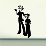 Boys Together Decal