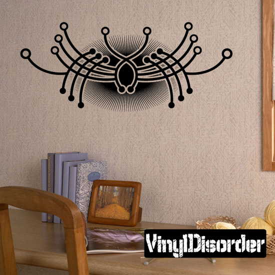 Tattoo Wall Decal - Vinyl Decal - Car Decal - DC 23150