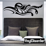 Tattoo Wall Decal - Vinyl Decal - Car Decal - DC 23157