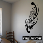 Tattoo Wall Decal - Vinyl Decal - Car Decal - DC 23163
