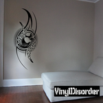 Tattoo Wall Decal - Vinyl Decal - Car Decal - DC 23170