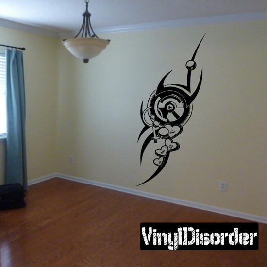 Tattoo Wall Decal - Vinyl Decal - Car Decal - DC 23182