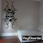 Tattoo Wall Decal - Vinyl Decal - Car Decal - DC 23193