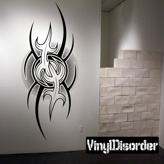 Tattoo Wall Decal - Vinyl Decal - Car Decal - DC 23195