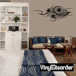 Tattoo Wall Decal - Vinyl Decal - Car Decal - DC 23198