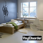 Tattoo Wall Decal - Vinyl Decal - Car Decal - DC 23199