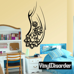 Tattoo Wall Decal - Vinyl Decal - Car Decal - DC 23200