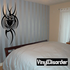 Tattoo Wall Decal - Vinyl Decal - Car Decal - DC 23201