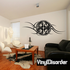 Tattoo Wall Decal - Vinyl Decal - Car Decal - DC 23205