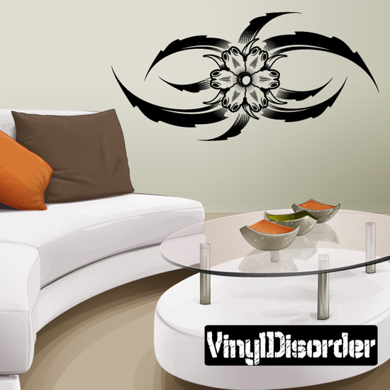 Tattoo Wall Decal - Vinyl Decal - Car Decal - DC 23207