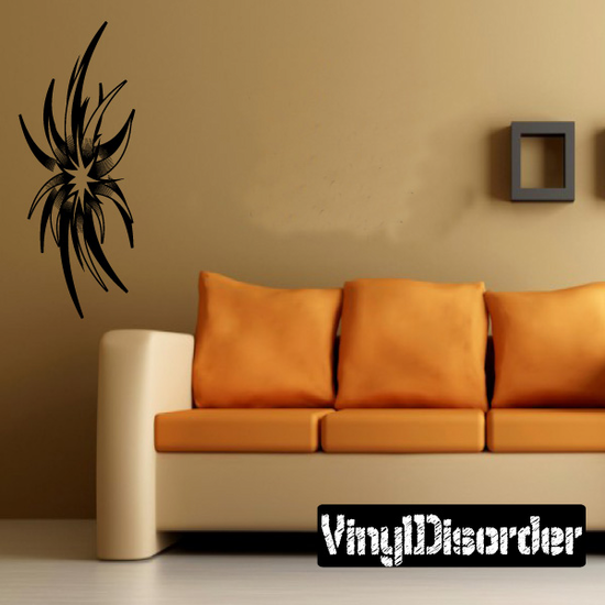 Tattoo Wall Decal - Vinyl Decal - Car Decal - DC 23208