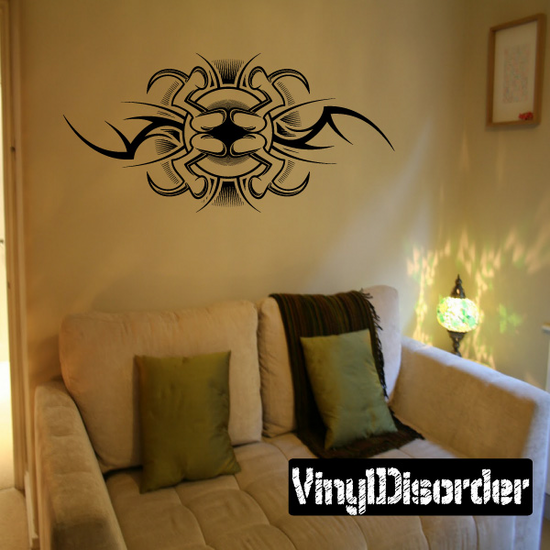 Tattoo Wall Decal - Vinyl Decal - Car Decal - DC 23210