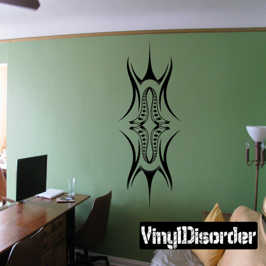 Tattoo Wall Decal - Vinyl Decal - Car Decal - DC 23211