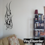 Tattoo Wall Decal - Vinyl Decal - Car Decal - DC 23220