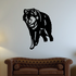 Watching Timber Wolf Decal