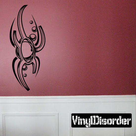 Tattoo Wall Decal - Vinyl Decal - Car Decal - DC 23221