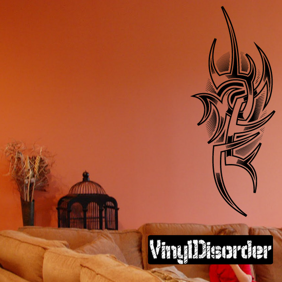 Tattoo Wall Decal - Vinyl Decal - Car Decal - DC 23222
