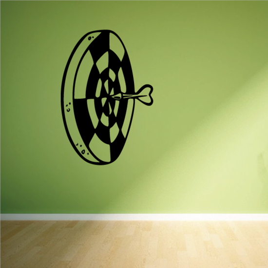 Darts Wall Decal - Vinyl Decal - Car Decal - CDS016