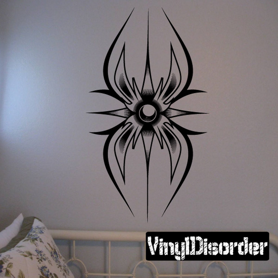 Tattoo Wall Decal - Vinyl Decal - Car Decal - DC 23233