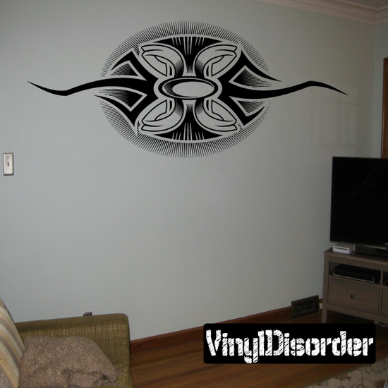 Tattoo Wall Decal - Vinyl Decal - Car Decal - DC 23235