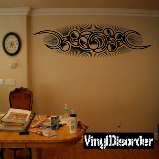 Tattoo Wall Decal - Vinyl Decal - Car Decal - DC 23236