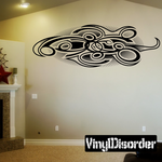 Tattoo Wall Decal - Vinyl Decal - Car Decal - DC 23241