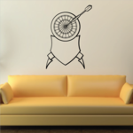 Darts Wall Decal - Vinyl Decal - Car Decal - CDS032