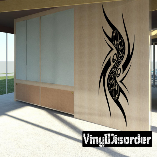 Tattoo Wall Decal - Vinyl Decal - Car Decal - DC 23246