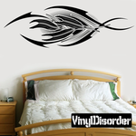 Tattoo Wall Decal - Vinyl Decal - Car Decal - DC 23248