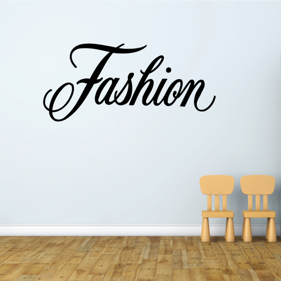 Fashion Wall Decal - Vinyl Decal - Car Decal - Business Sign - MC360