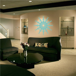 Scope Snowflake Decal