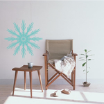 Branch Snowflake Decal