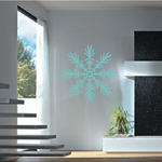 Frost Snowflake Decal