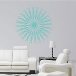 Beverly Snowflake Decal