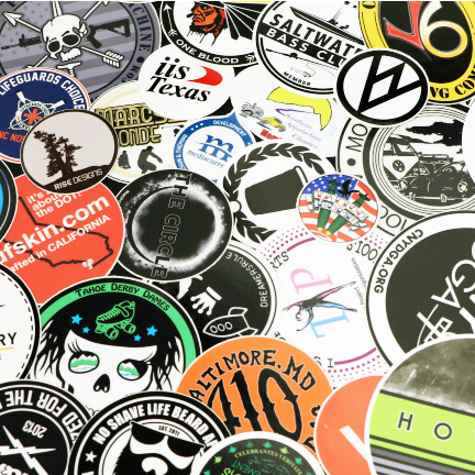 thousands of predesigned vinyl decals and stickers available at everyday low prices