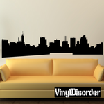 Buenos Aires Argentina Skyline Wall Decal